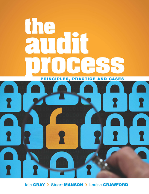 The Audit Process (Principles, Practice and Cases) - 9781408081709