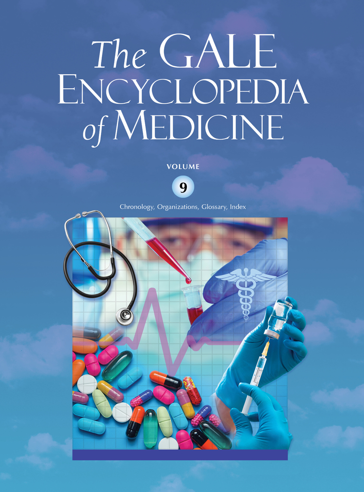 The Gale Encyclopedia of Medicine - 9781410317391