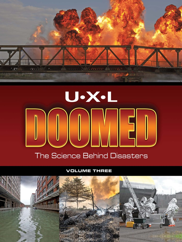 U·X·L Doomed: The Science Behind Disasters - 9781410317780