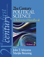 21st Century Political Science: Contemporary Authors First Revision - 9781412979351