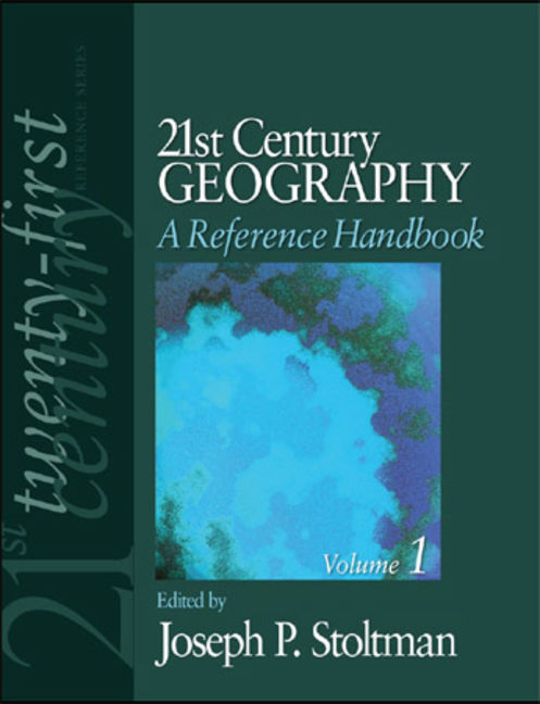 21st Century Geography: 21st Century Political Science - 9781412995986