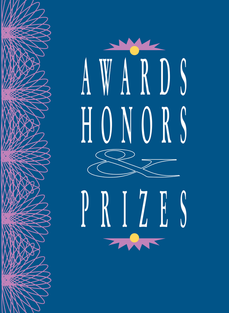 Awards, Honors & Prizes - 9781414482828