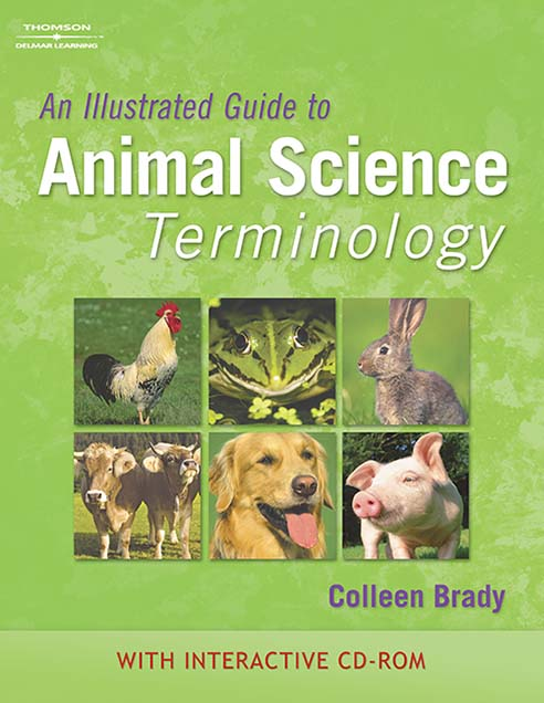 An Illustrated Guide to Animal Science Terminology - 9781418011512
