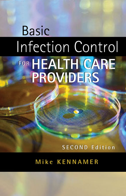 Basic Infection Control for Healthcare Providers - 9781418019785