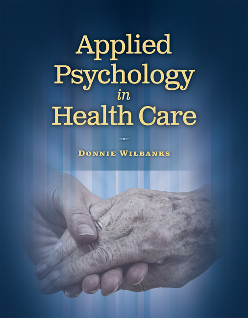 Applied Psychology In Health Care - 9781418053482