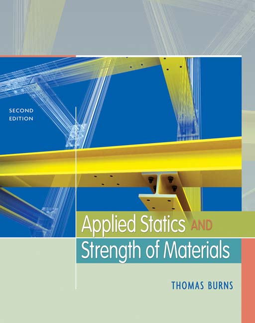 Applied Statics and Strength of Materials - 9781435413313