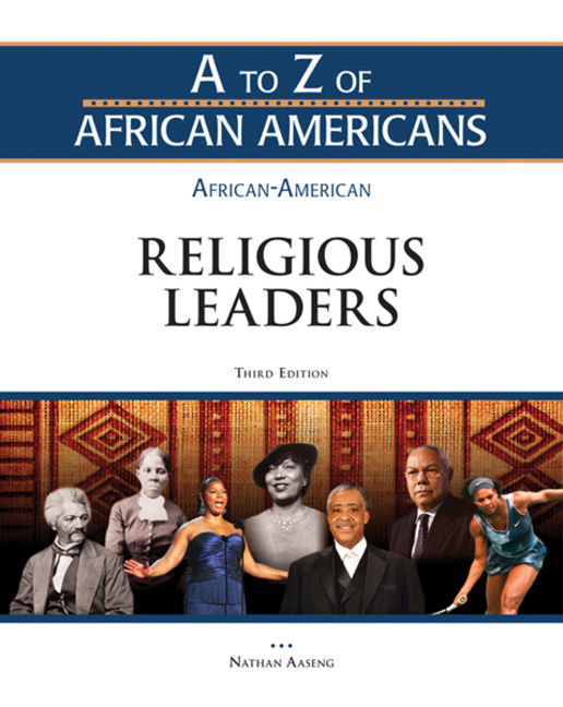 African-American Religious Leaders - 9781438149554