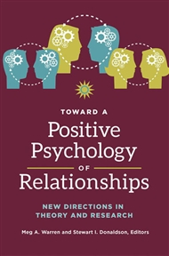 Toward a Positive Psychology of Relationships - Buy Library