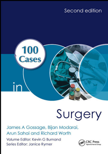 100 Cases in Surgery - 9781444174281