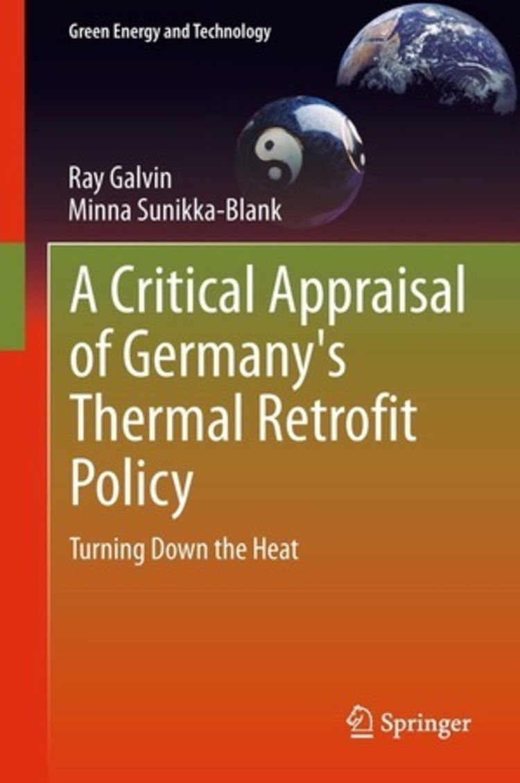 A Critical Appraisal of Germany's Thermal Retrofit Policy - 9781447153672
