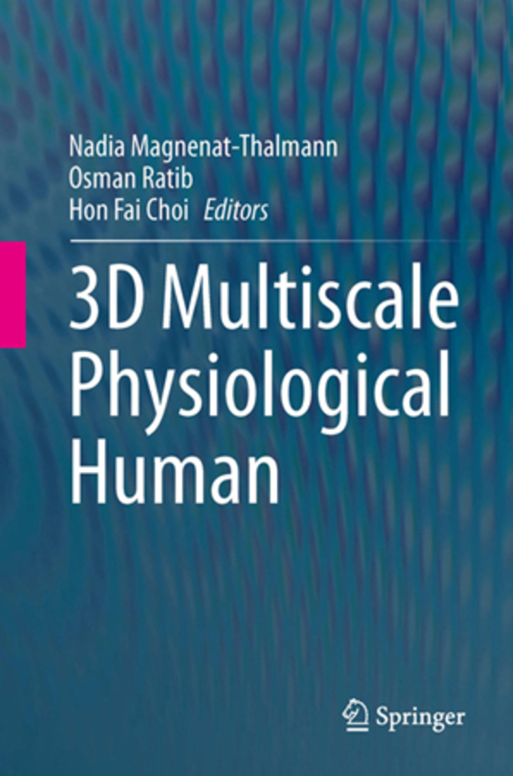 3D Multiscale Physiological Human - 9781447162759
