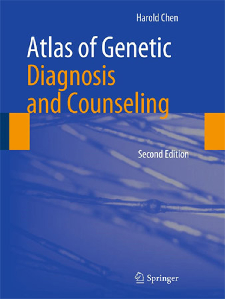 Atlas of Genetic Diagnosis and Counseling - 9781461410379