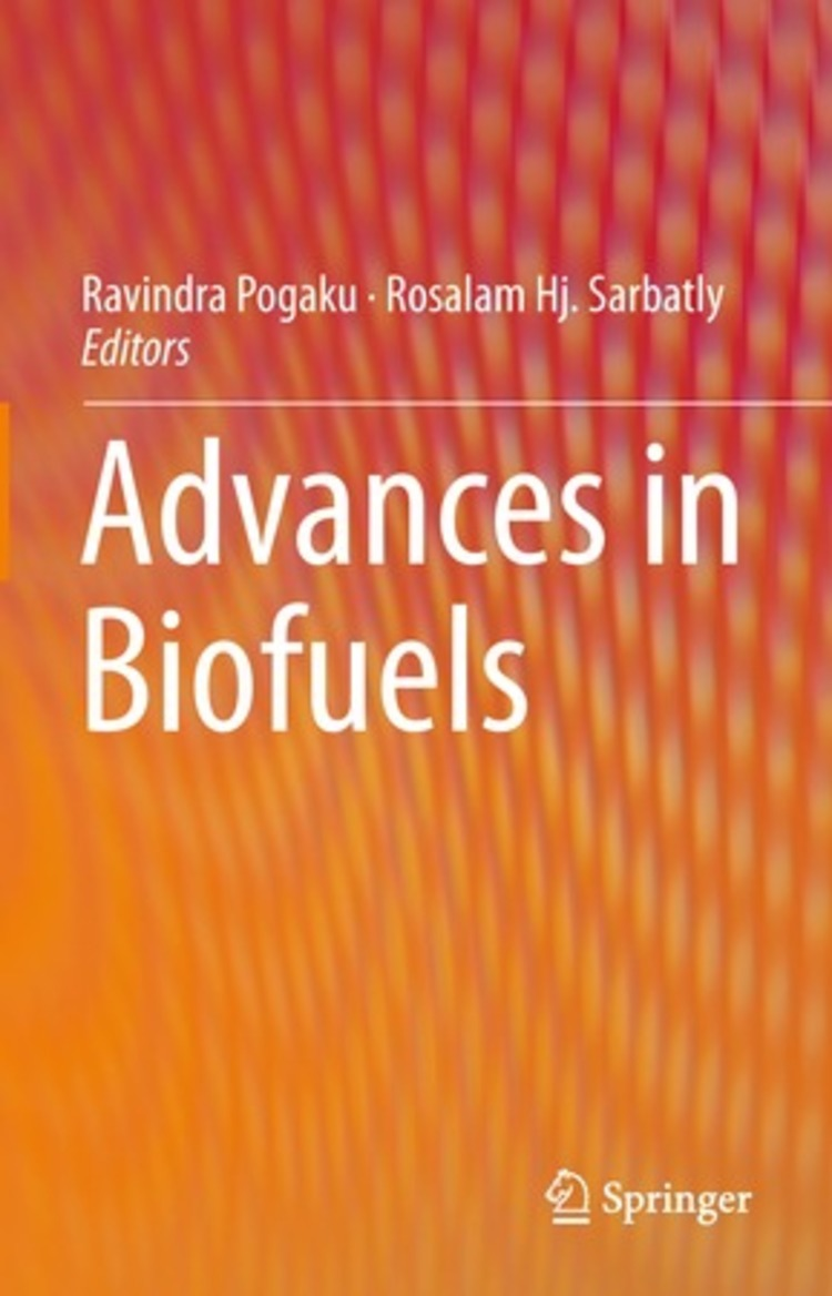 Advances in Biofuels - 9781461462491