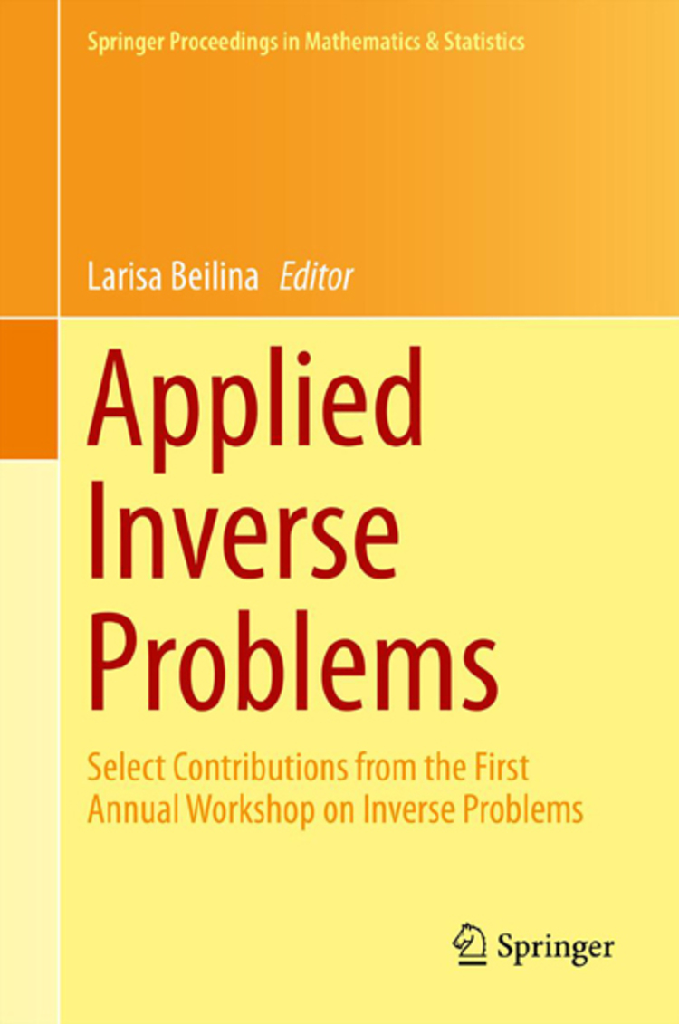 Applied Inverse Problems - 9781461478164