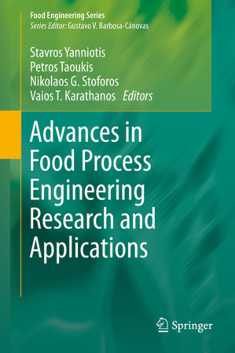Advances in Food Process Engineering Research and Applications - 9781461479062
