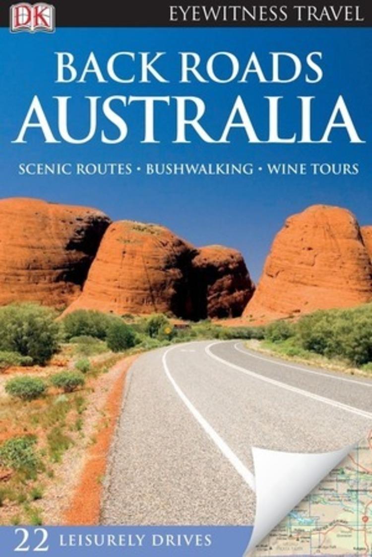 Back Roads Australia - 9781465422255