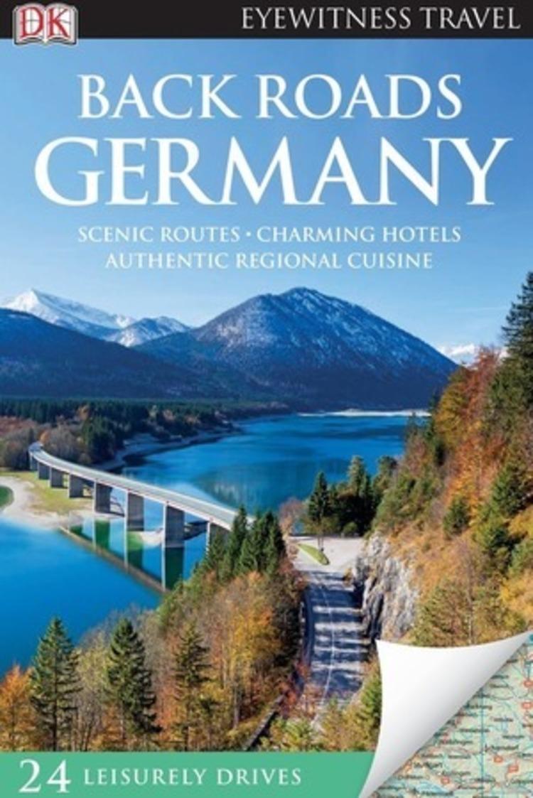 Back Roads Germany - 9781465422262