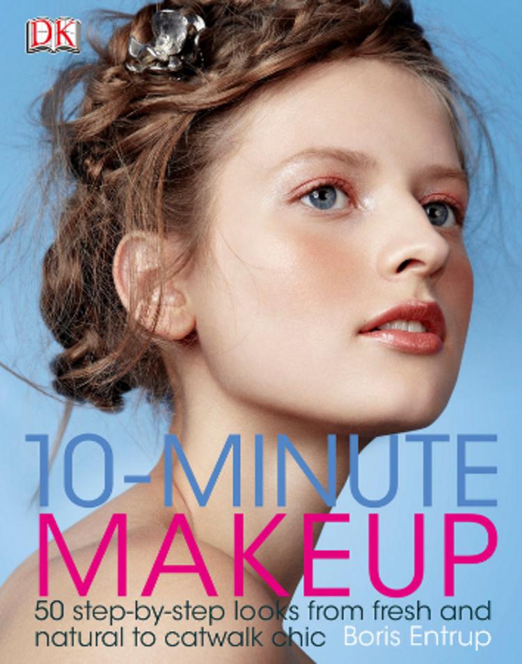 10-Minute Makeup - 9781465430090