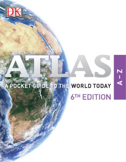 Atlas A-Z - 9781465442529