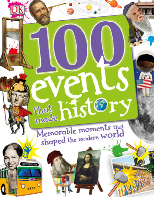 100 Events That Made History - 9781465452887