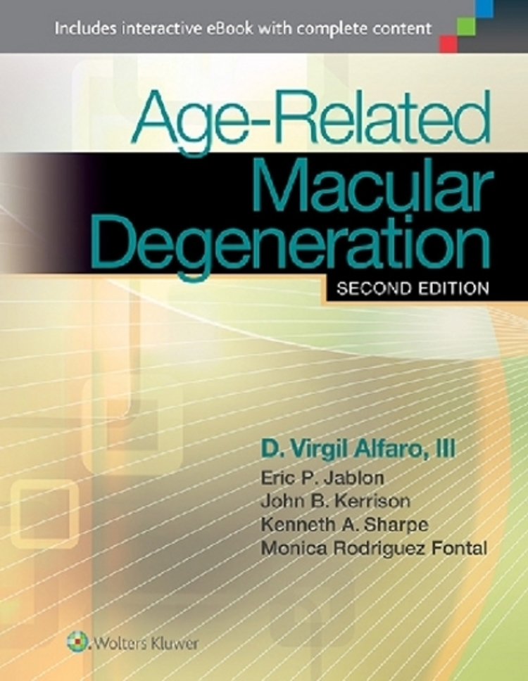 Age-Related Macular Degeneration - 9781469889641