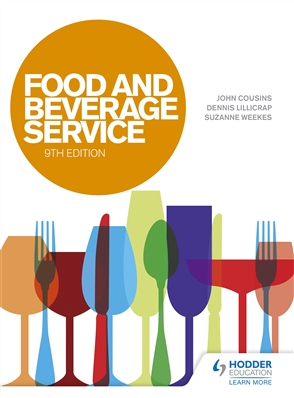 Food and Beverage Service - 9781471807954