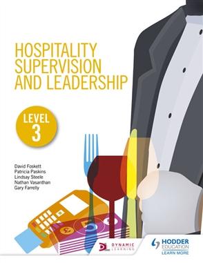 Hospitality Supervision & Leadership Level 3 - 9781471847523