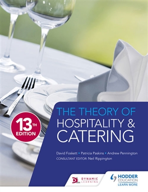 The Theory of Hospitality and Catering - 9781471865237