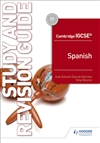 Cambridge IGCSE Spanish Study and Revision Guide