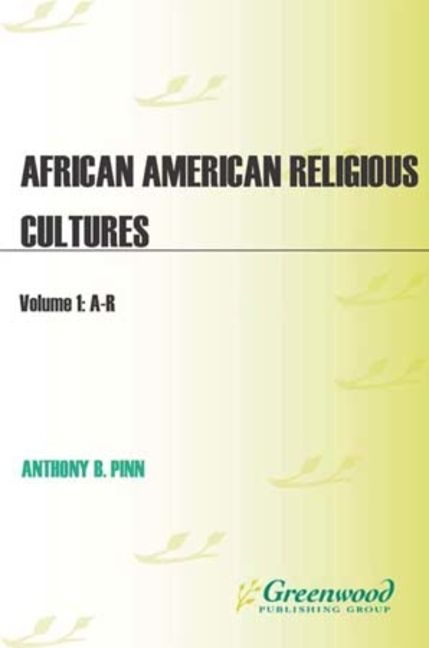 African American Religious Cultures - 9781576075128