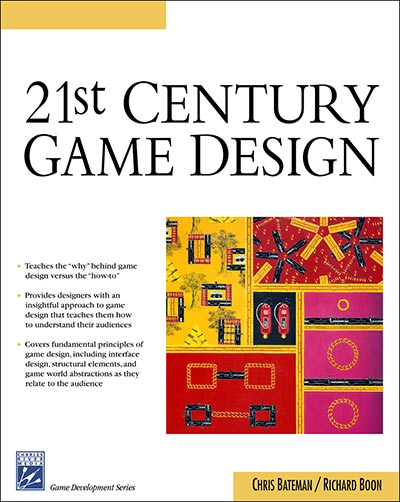 21st Century Game Design - 9781584504290