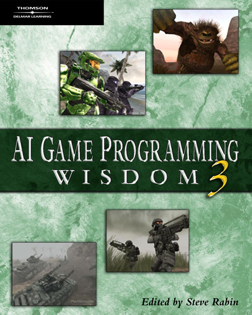 AI Game Programming Wisdom 3 - 9781584504573