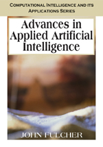 Advances in Applied Artificial Intelligence - 9781591408291