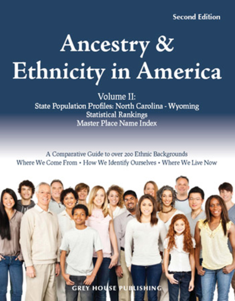 Ancestry Ancestry & Ethnicity In America: A Comparative Guide to Over 200 Ethnic Backgrounds - 9781592379989
