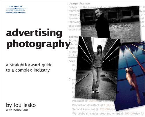 Advertising Photography: A Straightforward Guide to a Complex Industry - 9781598634068