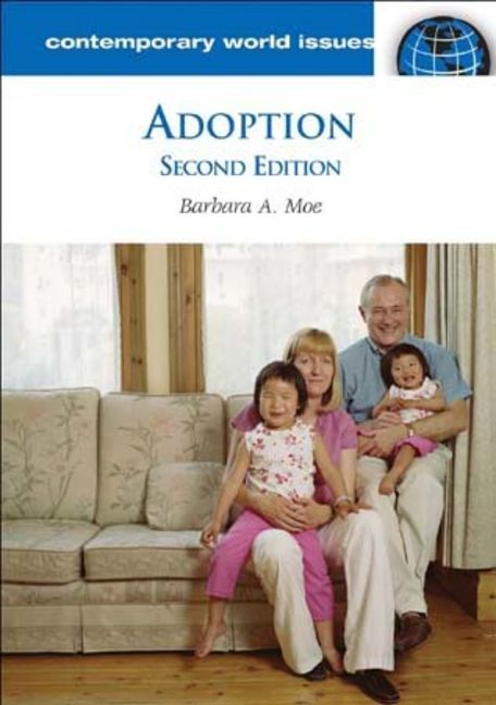 Adoption: A Reference Handbook - 9781598840308
