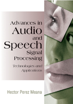 Advances in Audio and Speech Signal Processing: Technologies and Applications - 9781599041346