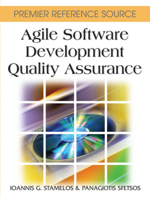 Agile Software Development Quality Assurance - 9781599042183