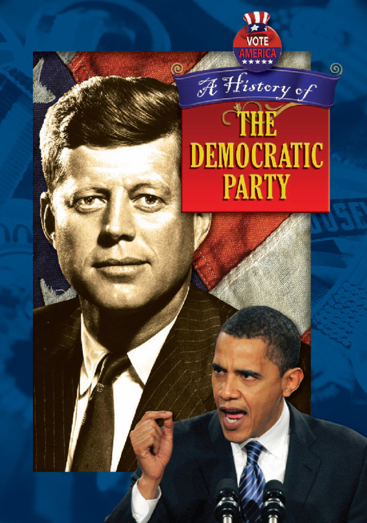 A History of the Democratic Party - 9781612283371