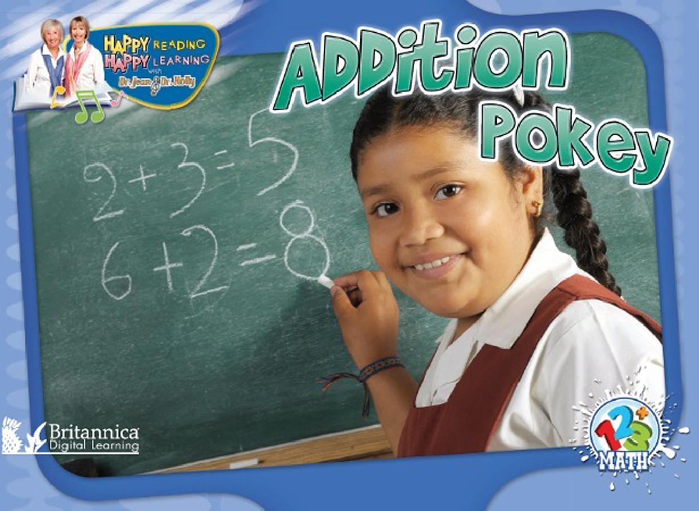 Addition Pokey - 9781615357741