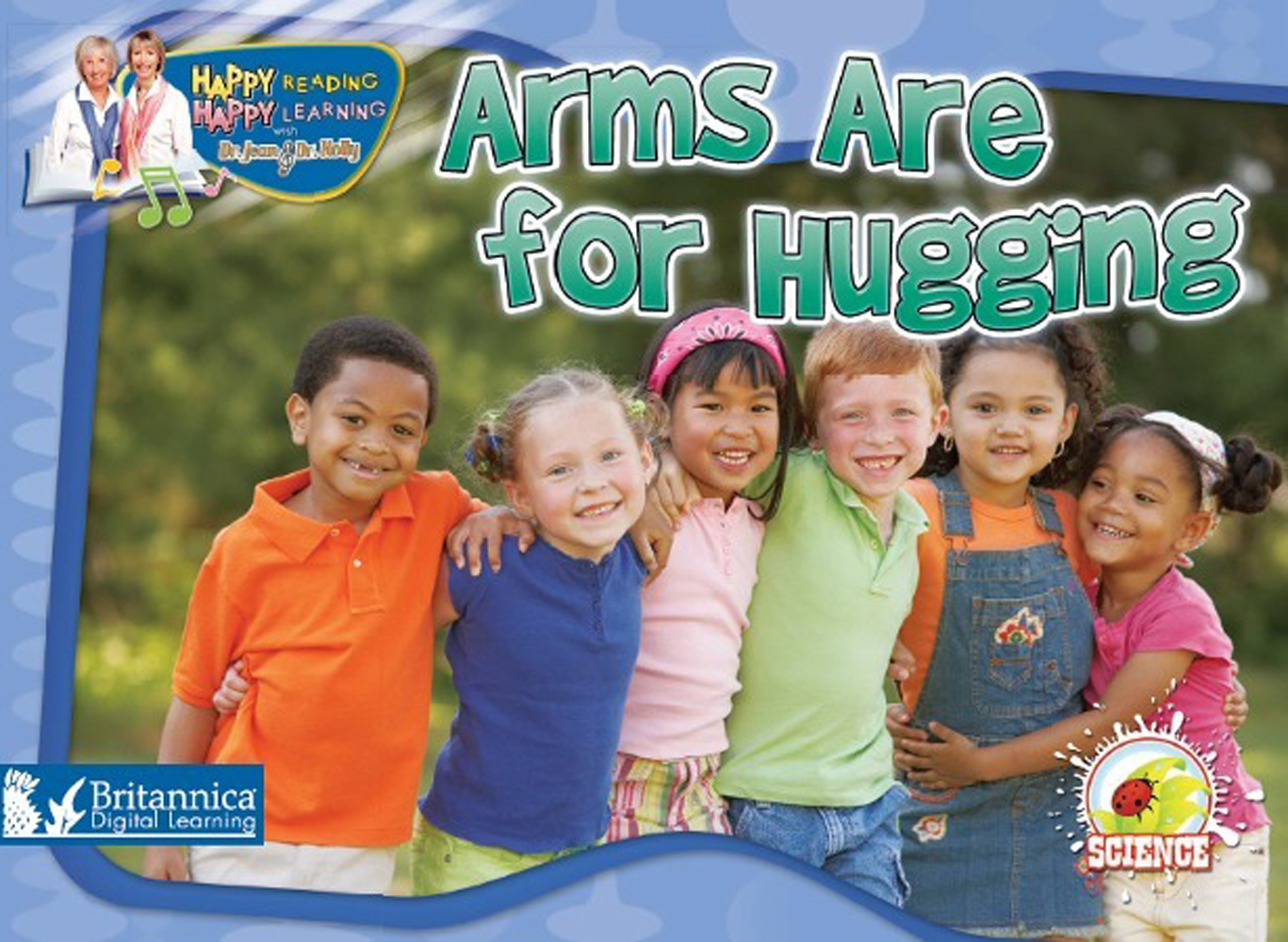 Arms Are for Hugging - 9781615357758