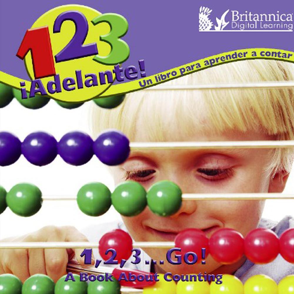 1, 2, 3, ¡Adelante! Un libro para aprendar a contar (1,2,3, Go!) - 9781615357932