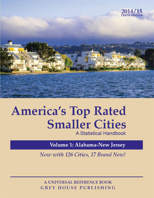 America's Top Rated Smaller Cities - 9781619252967