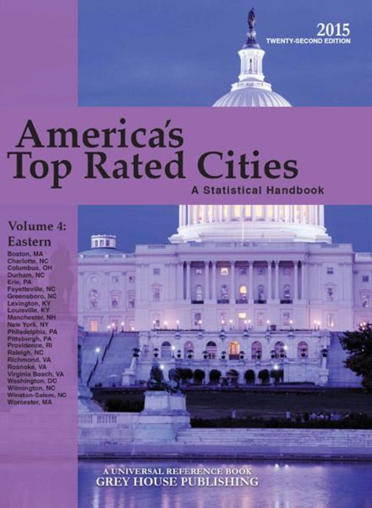 America's Top Rated Cities - 9781619255579