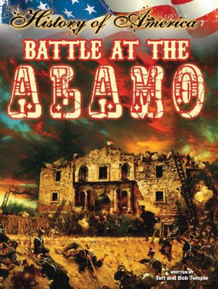 Battle At The Alamo - 9781621699330