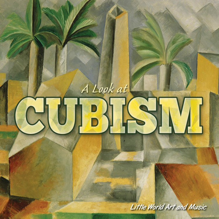A Look At Cubism - 9781621699736