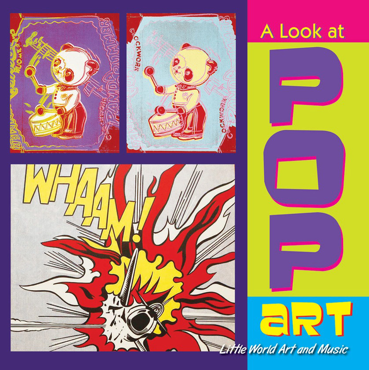 A Look At Pop Art - 9781621699750