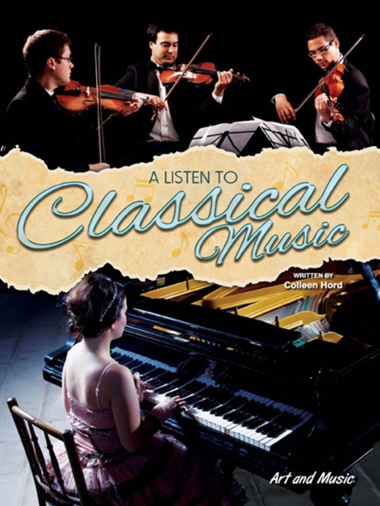 A Listen To Classical Music - 9781621699781