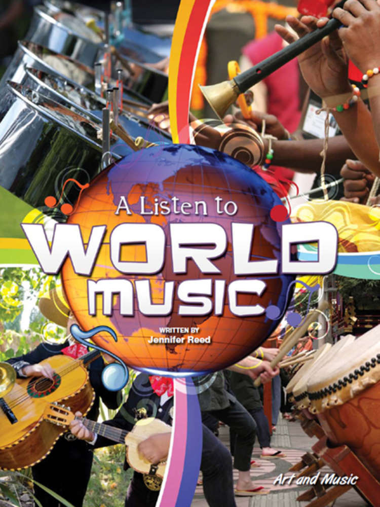 A Listen To World Music - 9781621699798