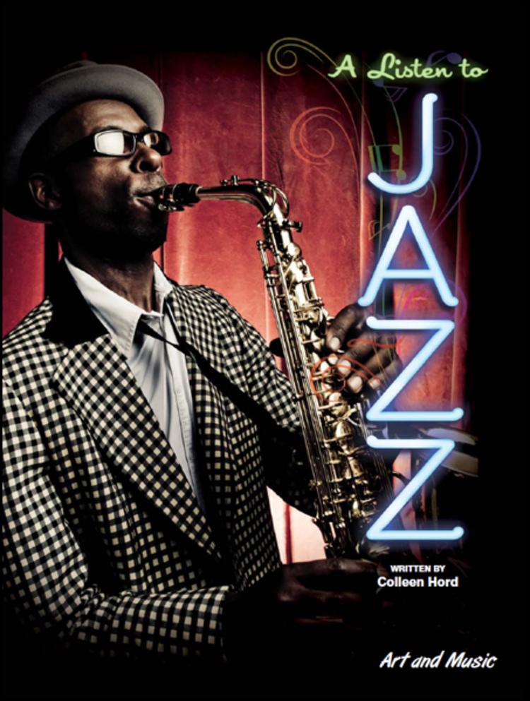A Listen To Jazz - 9781621699804